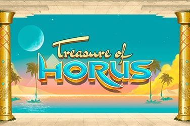 Play Treasure of Horus Slots on HippoZino