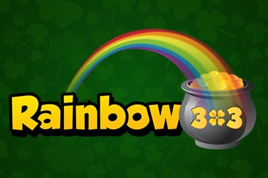 Play Rainbow 3x3  Slots on HippoZino