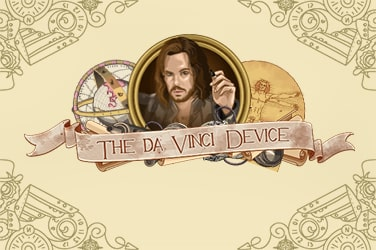 Play The Da Vinci Device Slots on HippoZino