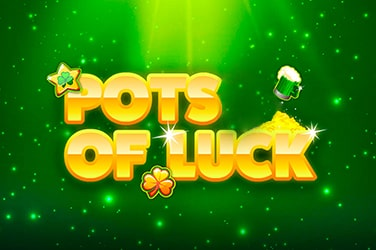 Play Pots of luck  Slots on HippoZino