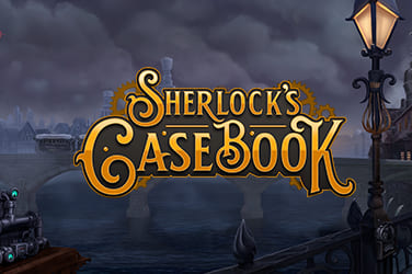 Play Sherlock's Casebook Slots on HippoZino