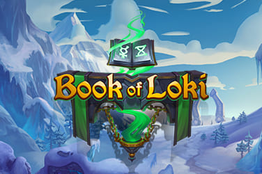 Play Book of Loki Slots on HippoZino