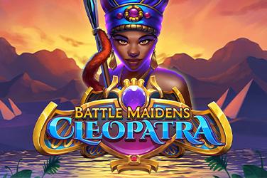 Play Battle Maidens Cleopatra Slots on HippoZino