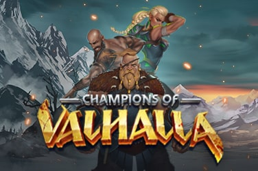 Play Champions of Valhalla Slots on HippoZino