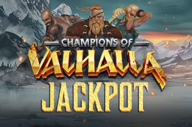 Champions of Valhalla Jackpot Slot Machine