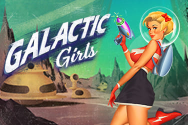 Play Galactic Girls Slots on HippoZino