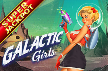 Play Galactic Girls Jackpot Jackpots on HippoZino