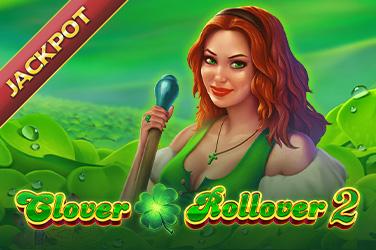 Play Clover Rollover 2 Jackpot Jackpots on HippoZino