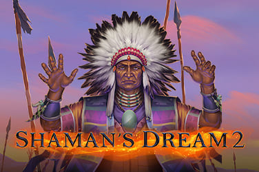 Play Shamans Dream 2 Slots on HippoZino