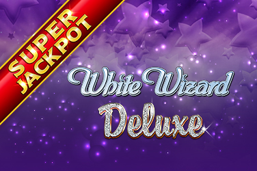 White Wizard Deluxe Jackpot