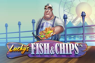 Play Lucky's Fish and Chips Slots on HippoZino