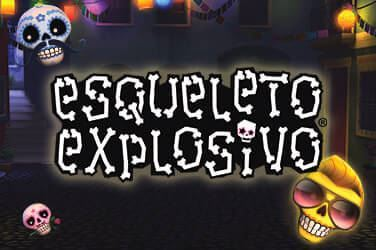 Esqueleto Explosivo Slot Machine