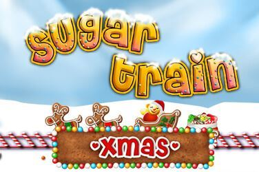 Play Sugar Train Xmas Slots on MrSuperPlay