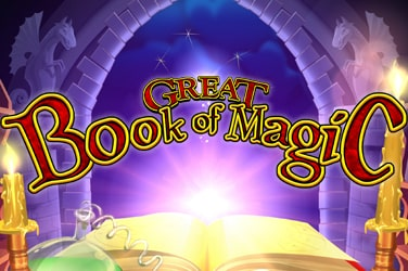Play Great Book of Magic now!