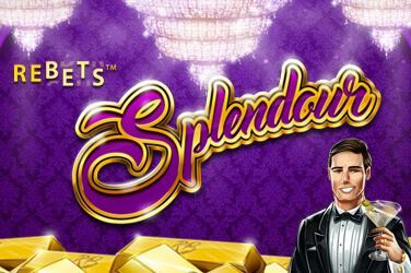 Play Rebets Splendour Slots on HippoZino