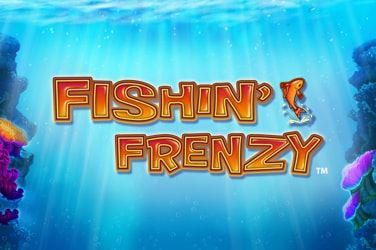 Play Fishin Frenzy Slots on HippoZino