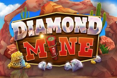 Play Diamond Mine Slots on HippoZino