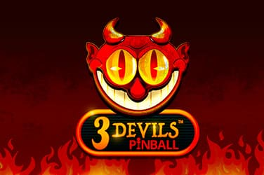 Play 3 Devils Pinball Slots on HippoZino