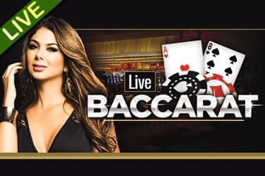 Play Live Baccarat LiveCasino on Maxiplay Casino