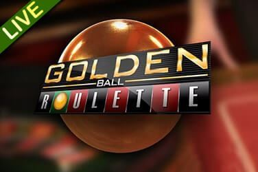 Play Golden Ball Roulette LiveCasino on Maxiplay Casino