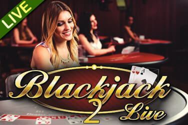 Play Live Blackjack 2 LiveCasino on Maxiplay Casino