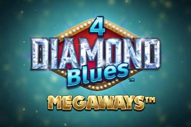 Play 4 Diamond Blues Megaways now!
