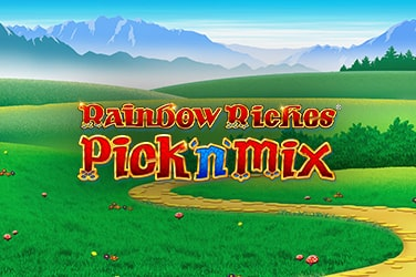 Play Rainbow Riches PicknMix Slots on HippoZino