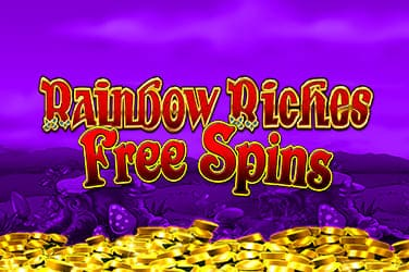 Play Rainbow Riches Freespins Slots on HippoZino