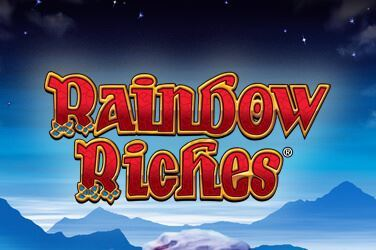 Play Rainbow Riches Slots on HippoZino