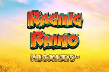 Play Raging Rhino Megaways Slots on HippoZino