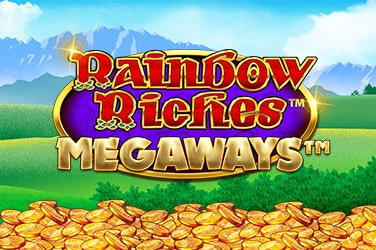 Play Rainbow Riches Megaways  Slots on HippoZino