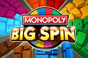 Play Monopoly Big Spin Casino on HippoZino
