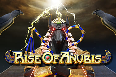 Play Rise of Anubis Slots on HippoZino