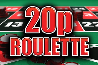 Play 20p Roulette Casino on HippoZino