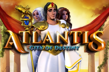Play Atlantis - City of Destiny Slots on HippoZino