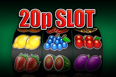 Play 20p Slot Slots on HippoZino