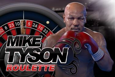 Play Mike Tyson Roulette Casino on HippoZino