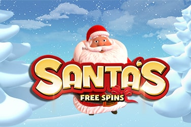 Play Santa Free Spins Slots on HippoZino
