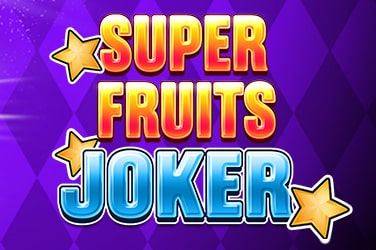 Play Super Fruits Joker Slots on HippoZino
