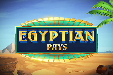 Play Egyptian Pays Slots on HippoZino