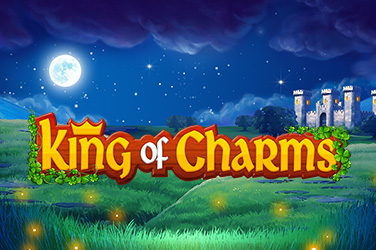 Play King of Charms Slots on HippoZino