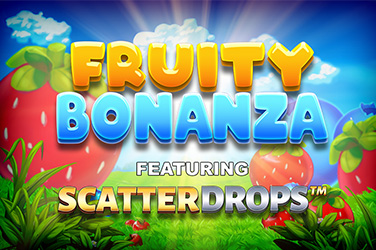 Play Fruity Bonanza Scatter Drops Slots on HippoZino