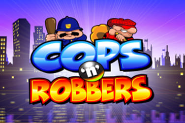Play Cops & Robbers Megaways Slots on HippoZino Casino