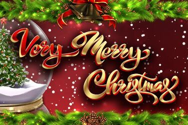 Play Very Merry Christmas Slots on HippoZino