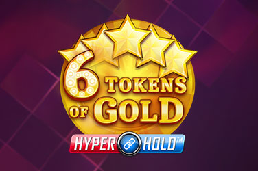 Play 6 Tokens of Gold Slots on HippoZino