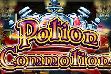 Play Potion Commotion Slots on HippoZino
