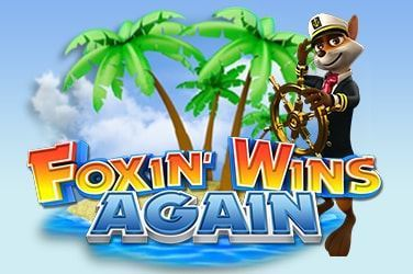 Play Foxin Wins Again Slots on HippoZino