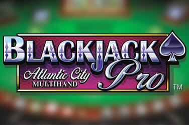 Blackjack Atlantic City Multihand