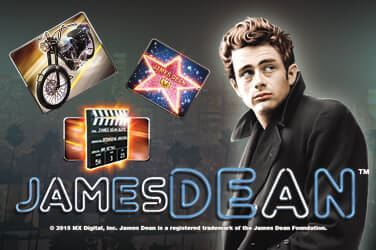 Play James Dean Slots on HippoZino