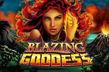 Play Blazing Goddess Slots on HippoZino